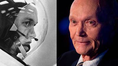 Michael Collins, Apollo 11 astronaut, dies after battle with cancer