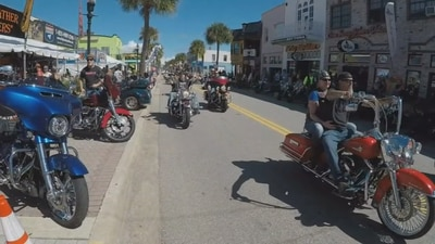Video: Daytona Beach leaders working on plans to keep downtown busy year round