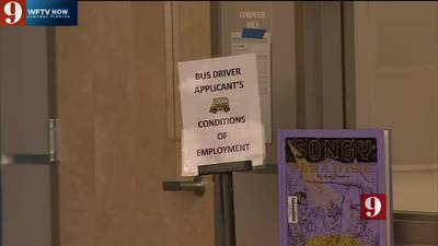 VIDEO: Orange County Public Schools 'desperately' in need of more bus drivers