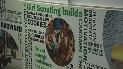 Girls Scouts hope digital cookie sales will help them weather COVID-19 impact