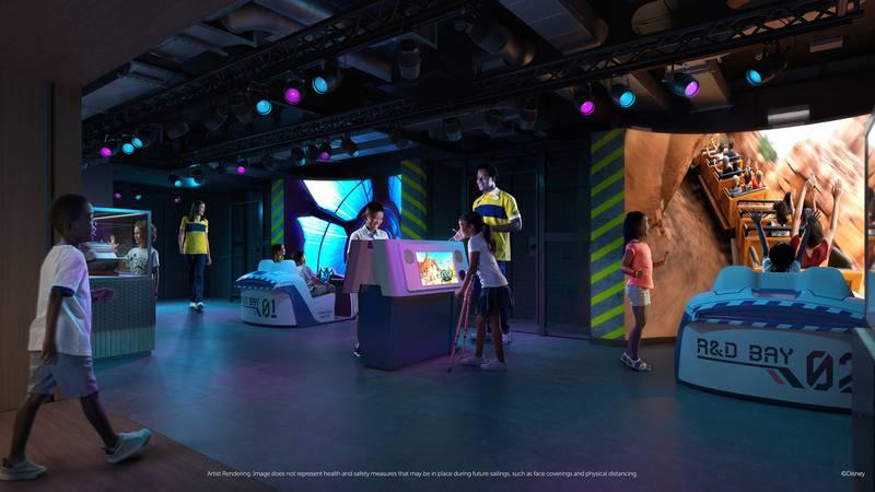 Disney Cruise Line unveils newest ship, the Disney Wish