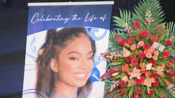 Miya Marcano's family, life-long friends gather in South Florida to celebrate her life