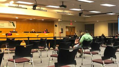 VIDEO: Brevard Public Schools face tight deadline to show state its mask mandate is in compliance