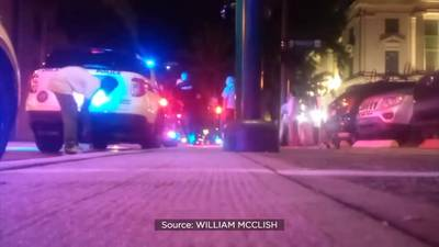VIDEO: OPD Officer Attacked with Brick
