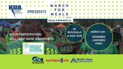 March for Meals