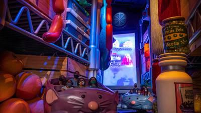 Squeak peek: Disney World prepares to open Remy's Ratatouille Adventure at Epcot
