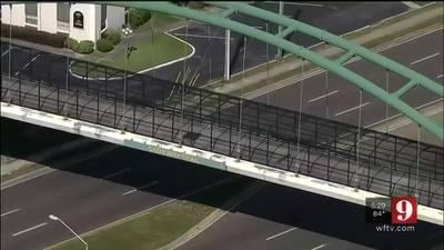 Video: Audit shows dozens of Orange County bridges, walkways weren't inspected for years