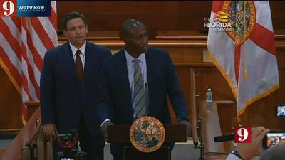 VIDEO: Florida's new surgeon general: State will 'completely reject fear' on disease mitigation