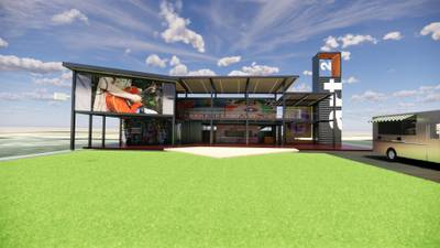 Photos: Renderings of new interactive downtown Orlando park