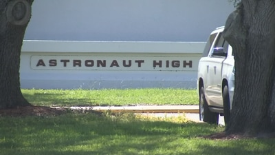 VIDEO: Student armed with loaded handgun arrested during Astronaut High Jr. Varsity Football game