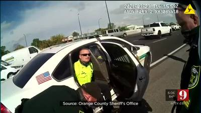 Video: Orange County sergeant accused of abuse of power terminated