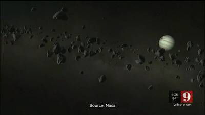 NASA's Lucy mission set to launch Oct. 16 to study Trojan asteroids