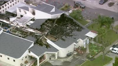 Video: 'Living nightmare': 17 cats killed in massive fire at Pet Alliance of Greater Orlando