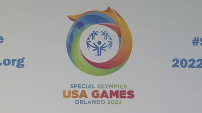 """Special Olympics marks """"one year out"""" from start of 2022 USA Games to be held in Orlando"""