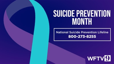 Suicides on the decline in Central Florida, but psychologists worried about rates among teenagers