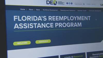 Video: Some Floridians who claimed unemployment receiving bills for 'overpayment'
