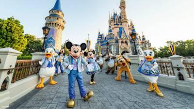 Video: Walt Disney World prepares for 50th anniversary celebrations