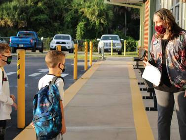 VIDEO: New student quarantine policy: How Central Florida school districts are reacting