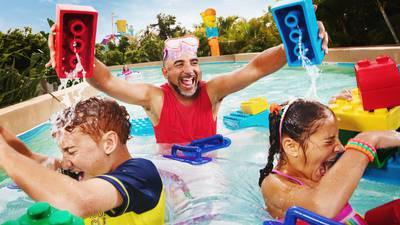 Happy 10th birthday, Legoland! Theme park celebrates a decade of awesomeness