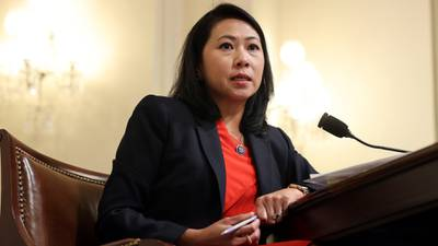 VIDEO: Q&A with Rep. Stephanie Murphy, one of Congress' most influential politicians this week