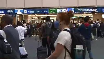 VIDEO: TSA seeing troubling trend of passengers trying to bring guns on planes