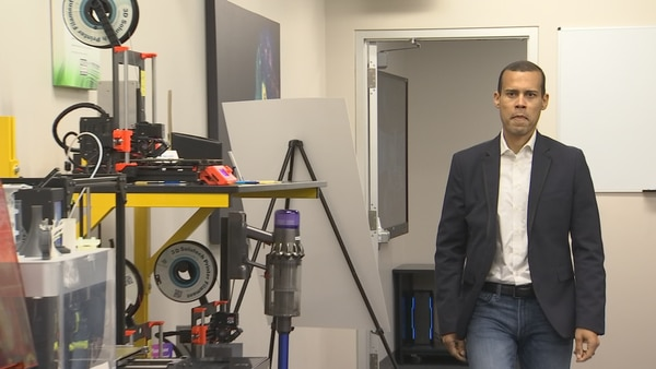 Hispanic Heritage Month: Meet Pedro Nieves, Lockheed Martin engineer and 'Godfather of HOLA'