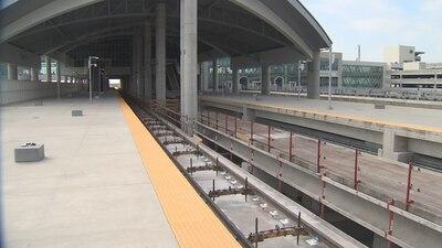 Central Florida Spotlight: Sneak peek at new, high-speed rail train at OIA